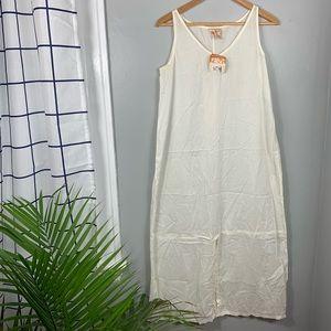 NWT Vintage April Cornell Slip Dress